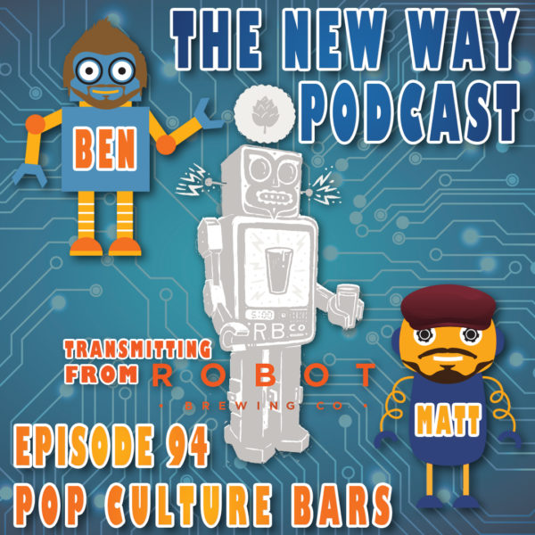 Episode 94 - Bars in Pop Culture