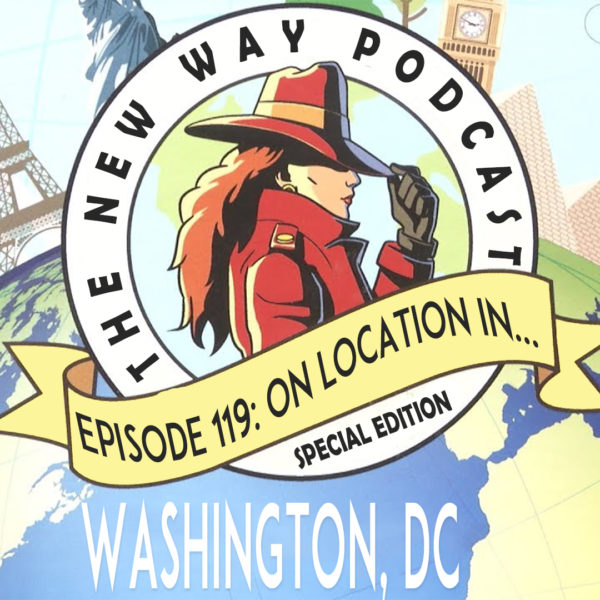 Episode 119 - On Location in Washington DC